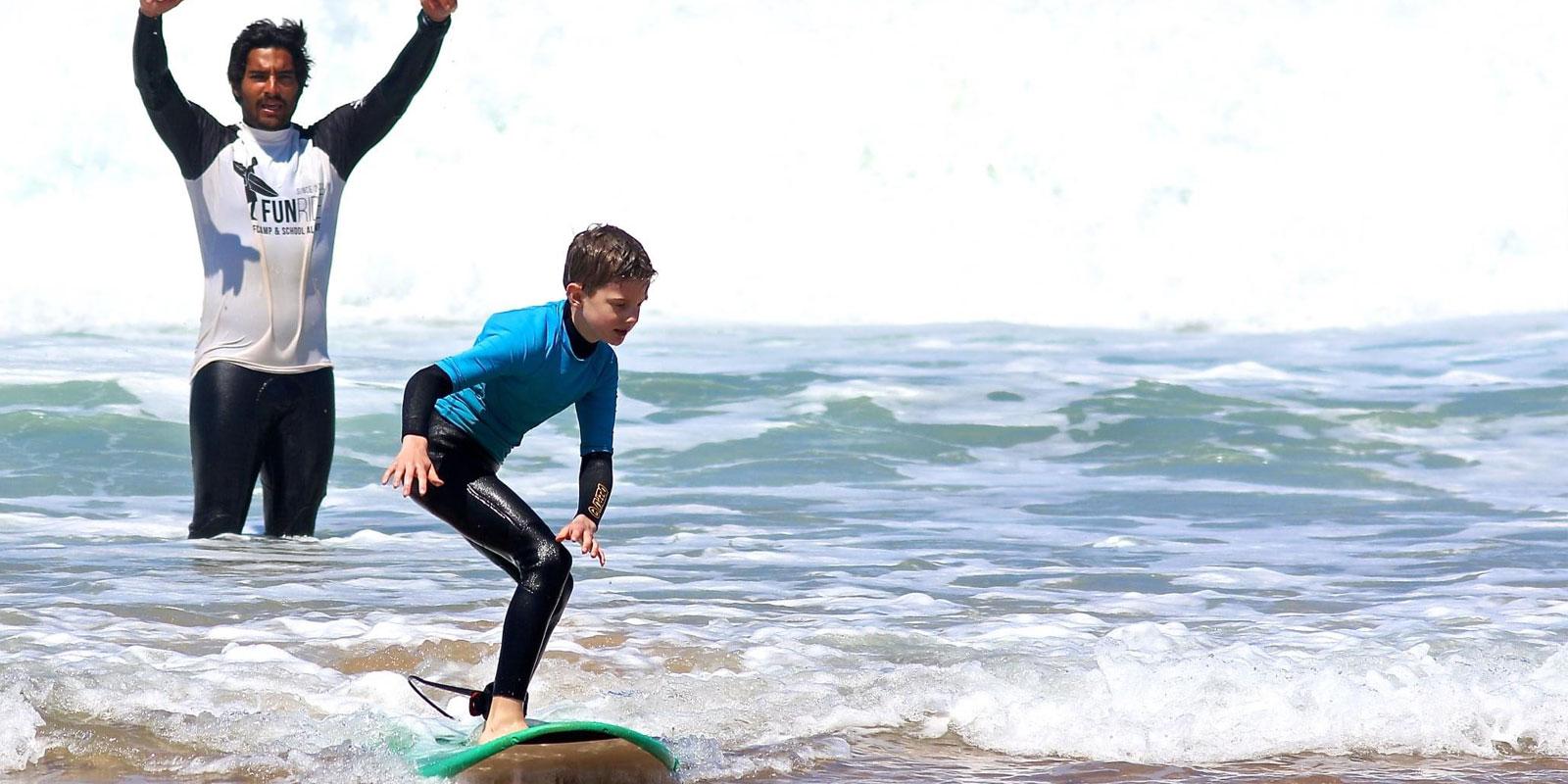 FUNRIDE Surfcamp